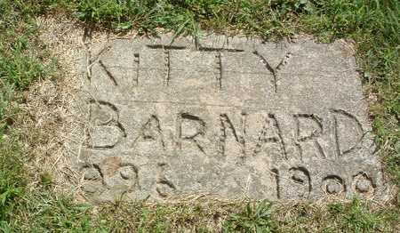 BARNARD, KITTY - Mills County, Iowa | KITTY BARNARD