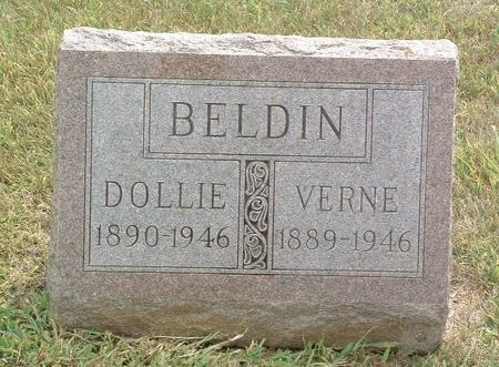 BELDIN, DOLLIE - Mills County, Iowa | DOLLIE BELDIN