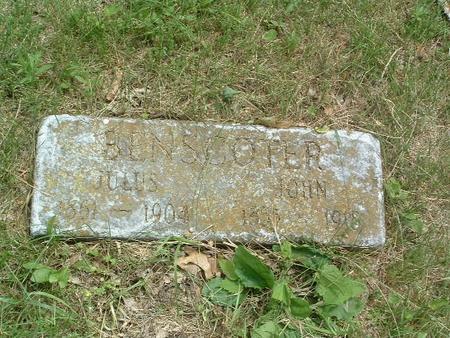 BENSCOTER, JOHN - Mills County, Iowa | JOHN BENSCOTER