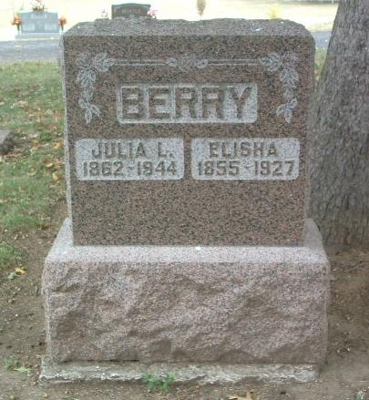 BERRY, JULIA L. - Mills County, Iowa | JULIA L. BERRY