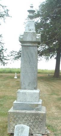 BICHEL, FRIEDRICH W. - Mills County, Iowa | FRIEDRICH W. BICHEL