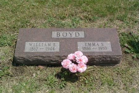 BOYD, WILLIAM E. - Mills County, Iowa | WILLIAM E. BOYD