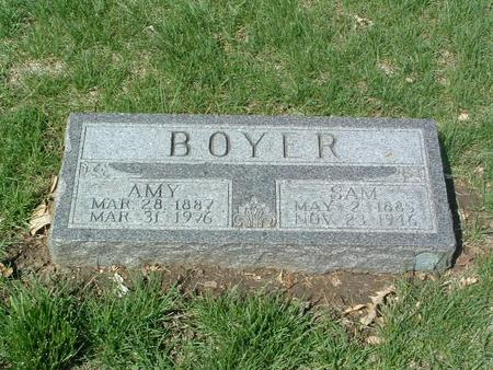 BOYER, SAM - Mills County, Iowa | SAM BOYER