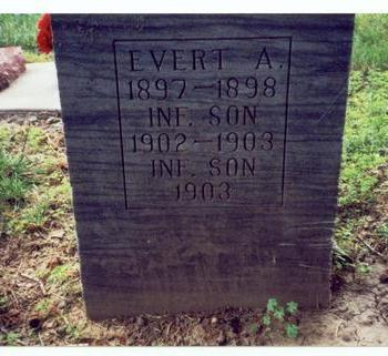 BRANDON, INF. SON - Mills County, Iowa | INF. SON BRANDON