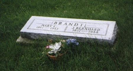 GREEN BRANDT, MARY - Mills County, Iowa | MARY GREEN BRANDT