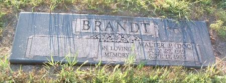 BRANDT, WILLIAM P.