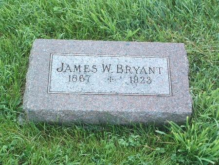 BRYANT, JAMES W. - Mills County, Iowa | JAMES W. BRYANT
