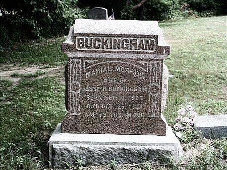 BUCKINGHAM, MARIAH - Mills County, Iowa | MARIAH BUCKINGHAM