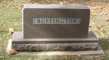 BUFFINGTON, FAMILY HEADSTONE - Mills County, Iowa | FAMILY HEADSTONE BUFFINGTON