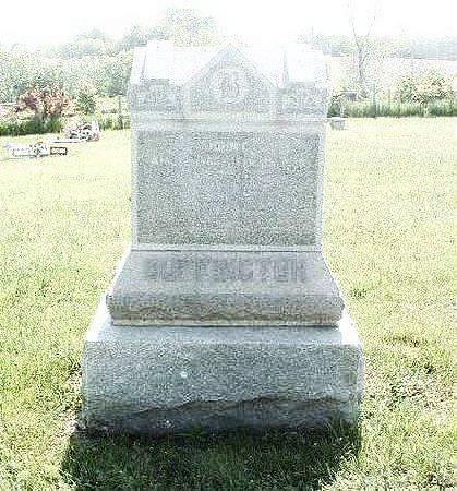 BUFFINGTON, JOHN C. - Mills County, Iowa | JOHN C. BUFFINGTON