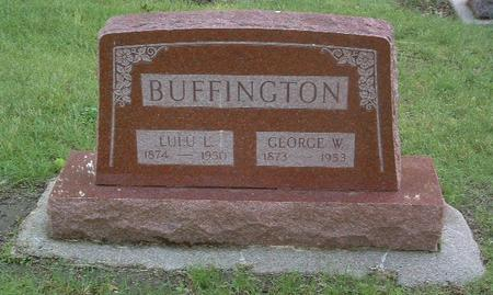 BUFFINGTON, GEORGE W. - Mills County, Iowa | GEORGE W. BUFFINGTON