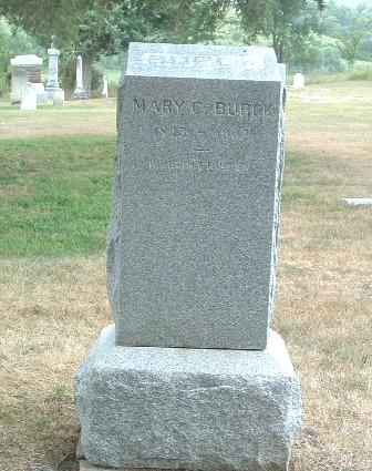 BURCK, MARY C. - Mills County, Iowa | MARY C. BURCK