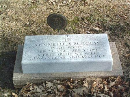 BURGESS, KENNETH B. - Mills County, Iowa | KENNETH B. BURGESS