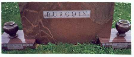 BURGOIN, JAMES - Mills County, Iowa | JAMES BURGOIN