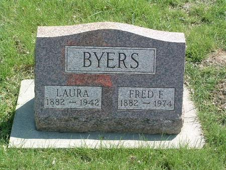 BYERS, FRED - Mills County, Iowa | FRED BYERS