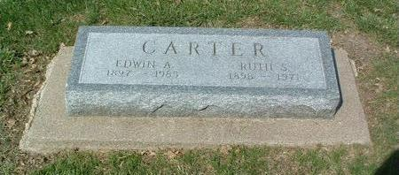 CARTER, EDWIN A. - Mills County, Iowa | EDWIN A. CARTER