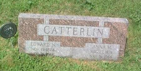 CATTERLIN, ANNA M. - Mills County, Iowa | ANNA M. CATTERLIN