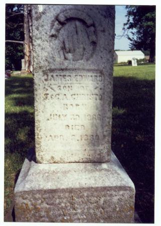 CHRISTO, JAMES EDWARD - Mills County, Iowa | JAMES EDWARD CHRISTO