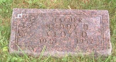 CLOYED, BUDDY D. - Mills County, Iowa | BUDDY D. CLOYED