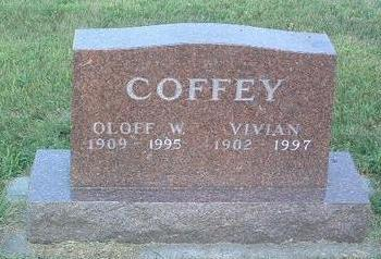COFFEY, OLOFF W. - Mills County, Iowa | OLOFF W. COFFEY