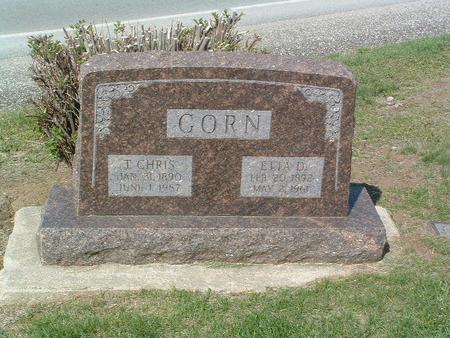 GORN, T. CHRIS - Mills County, Iowa | T. CHRIS GORN