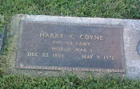COYNE, HARRY C. - Mills County, Iowa | HARRY C. COYNE