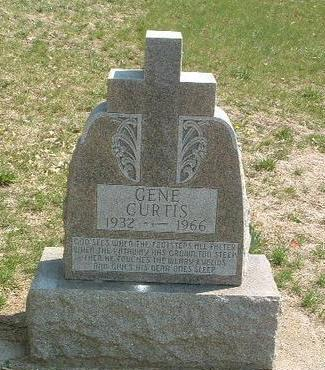 CURTIS, GENE - Mills County, Iowa | GENE CURTIS