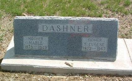 DASHNER, F. EUGENE - Mills County, Iowa | F. EUGENE DASHNER