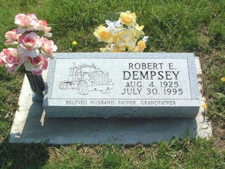 DEMPSEY, ROBERT E. - Mills County, Iowa | ROBERT E. DEMPSEY