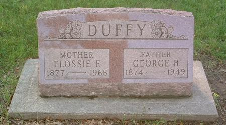 DUFFY, GEORGE B. - Mills County, Iowa | GEORGE B. DUFFY