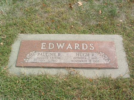 EDWARDS, HUGH R. - Mills County, Iowa | HUGH R. EDWARDS