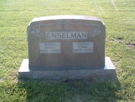 ENSELMAN, CHRIS - Mills County, Iowa | CHRIS ENSELMAN