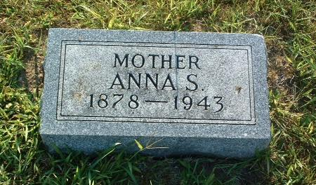 ENSELMAN, ANNA S. - Mills County, Iowa | ANNA S. ENSELMAN