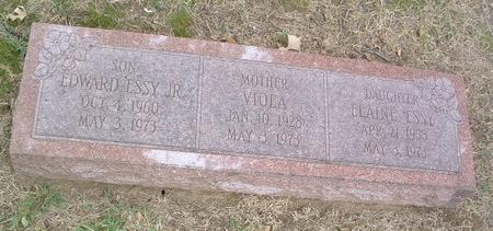 ESSY, EDWARD JR. - Mills County, Iowa | EDWARD JR. ESSY