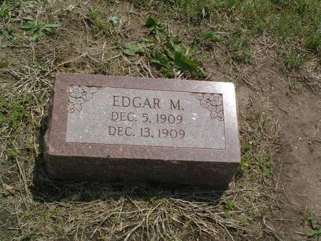 ESTES, EDGAR M. - Mills County, Iowa | EDGAR M. ESTES
