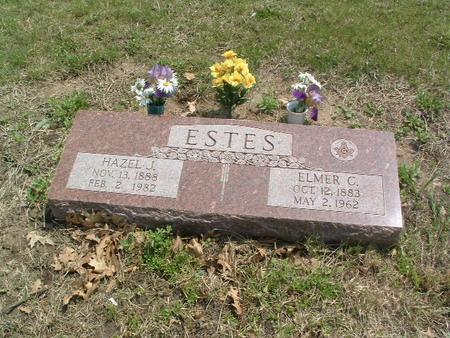 ESTES, HAZEL J. - Mills County, Iowa | HAZEL J. ESTES