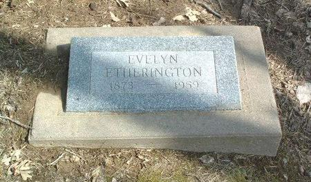 ETHERINGTON, EVELYN - Mills County, Iowa | EVELYN ETHERINGTON