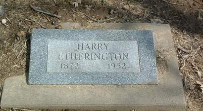 ETHERINGTON, HARRY - Mills County, Iowa | HARRY ETHERINGTON
