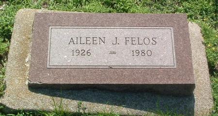 FELOS, AILEEN J. - Mills County, Iowa | AILEEN J. FELOS