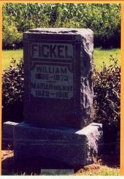 FICKEL, WILLIAM - Mills County, Iowa | WILLIAM FICKEL