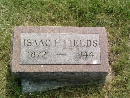 FIELDS, ISSAC E. - Mills County, Iowa | ISSAC E. FIELDS