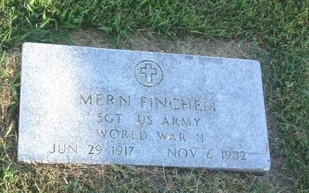 FINCHEM, MERN - Mills County, Iowa | MERN FINCHEM