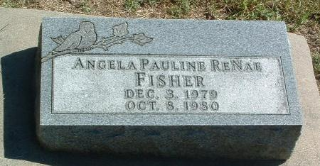 FISHER, ANGELA PAULINE RENAE - Mills County, Iowa | ANGELA PAULINE RENAE FISHER