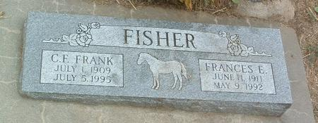 FISHER, C.F. FRANK - Mills County, Iowa | C.F. FRANK FISHER