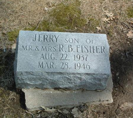 FISHER, JERRY - Mills County, Iowa | JERRY FISHER