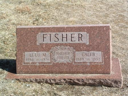 FISHER, LULU M. - Mills County, Iowa | LULU M. FISHER