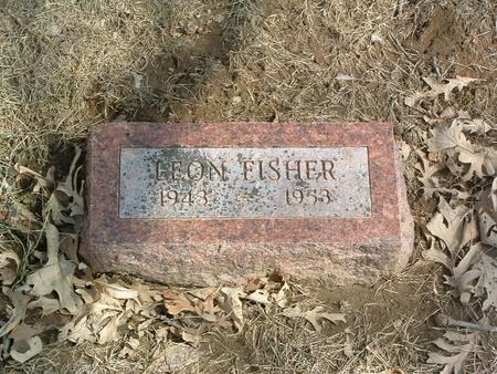 FISHER, LEON - Mills County, Iowa | LEON FISHER