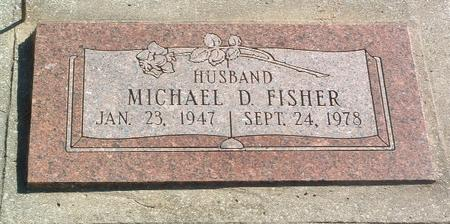FISHER, MICHAEL D. - Mills County, Iowa | MICHAEL D. FISHER