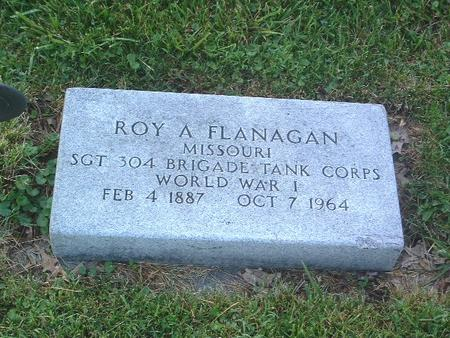 FLANAGAN, ROY A. - Mills County, Iowa | ROY A. FLANAGAN