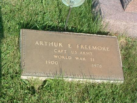 FREEMORE, ARTHUR E. - Mills County, Iowa | ARTHUR E. FREEMORE